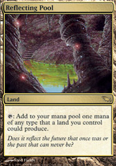 Reflecting Pool on Channel Fireball