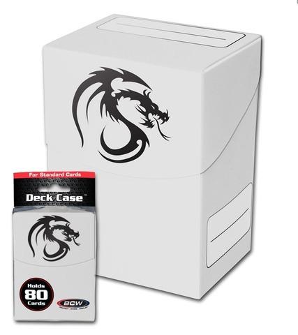 BCW Deck Case - White
