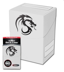 BCW - Deck Case 80ct - White