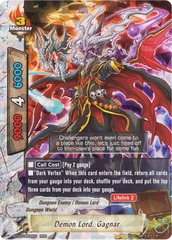 Demon Lord, Gagnar - BT03/0006EN - RRR