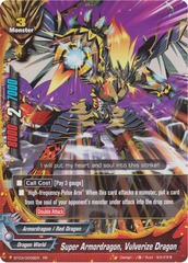 Super Armordragon, Vulverize Dragon - BT03/0009EN - RR