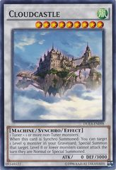 Cloudcastle - DUEA-EN098 - Common - Unlimited Edition