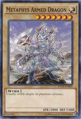 Metaphys Armed Dragon - DUEA-EN003 - Common - Unlimited Edition