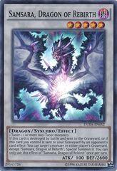 Samsara, Dragon of Rebirth - DUEA-EN052 - Super Rare - Unlimited Edition