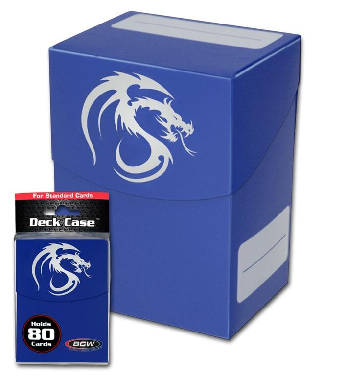 BCW Deck Case - Blue