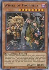 Wheel of Prophecy - MP14-EN017 - Rare - 1st Edition