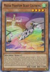 Mecha Phantom Beast Coltwing - MP14-EN077 - Common - 1st Edition