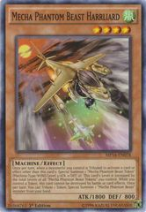 Mecha Phantom Beast Harrliard - MP14-EN078 - Common - 1st Edition