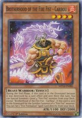 Brotherhood of the Fire Fist - Caribou - MP14-EN080 - Common - 1st Edition