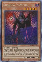 Shadow Vampire - MP14-EN152 - Secret Rare - 1st Edition