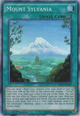 Mount Sylvania - MP14-EN227 - Super Rare - 1st Edition on Channel Fireball