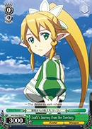 Leafa's Journey from Her Territory - SAO/S26-033 - C