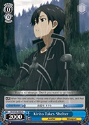 Kirito Takes Shelter - SAO/S26-063 - R