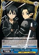 Kirito - Two Worlds - SAO/S26-069 - U