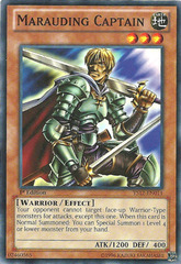 Marauding Captain - YS12-EN014 - Common - Unlimited Edition