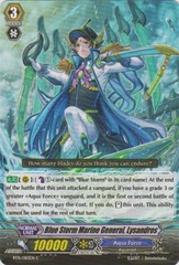 Blue Storm Marine General, Lysandros - BT15/083EN - C on Channel Fireball