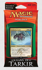 MTG Khans of Tarkir Intro Pack: