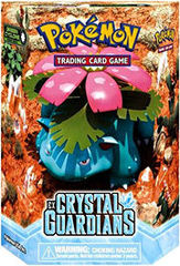 Pokemon EX Crystal Guardians Theme Deck: