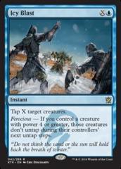 Icy Blast - Foil