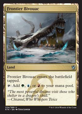 Frontier Bivouac - Foil