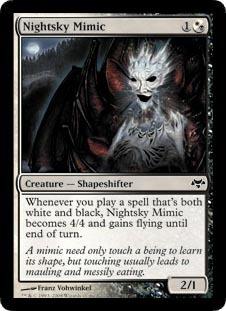 Nightsky Mimic