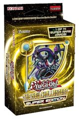 Yu-Gi-Oh New Challengers Super Edition Box