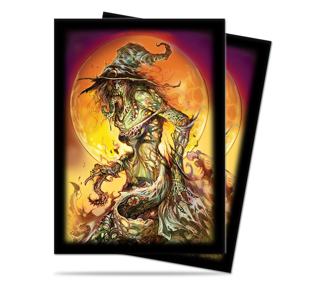 50 ct Dark Side of Oz: Wicked Witch Card Sleeves