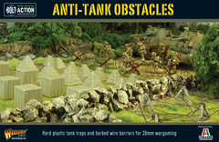 Bolt Action Terrain: Anti-Tank Obstacles