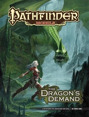 Pathfinder Module: The Dragon's Demand