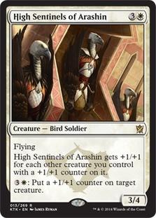 High Sentinels of Arashin - Foil