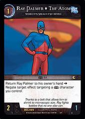 Ray Palmer, The Atom, World's Smallest Hero - Foil