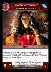 Wonder Woman, Ambassador of Peace - Foil