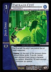 Emerald City, Construct - Foil