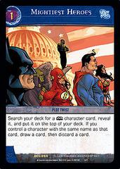Mightiest Heroes - Foil