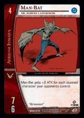 Man-Bat, Dr. Robert Langstrom - Foil