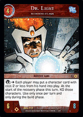Dr. Light, Blinding Flash - Foil