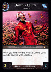 Johnny Quick, Earth 3 - Foil