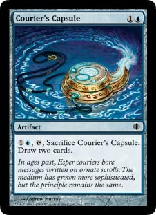 Couriers Capsule