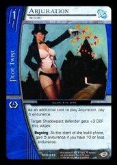Abjuration, Magic - Foil