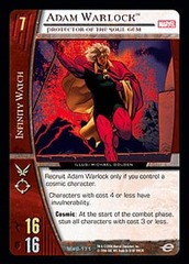 Adam Warlock, Protector of the Soul Gem - Foil