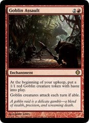 Goblin Assault on Channel Fireball