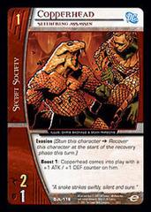 Copperhead, Slithering Assassin - Foil