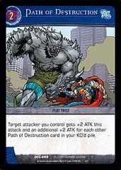 Path of Destruction - Foil