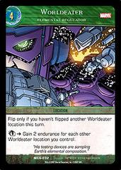 Elemental Regulator, Worldeater - Foil