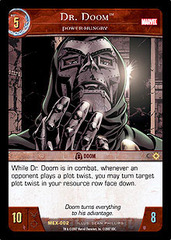 Doctor Doom, Power-Hungry - Foil