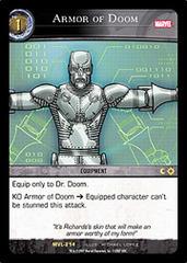 Armor of Doom - Foil