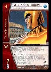 Alpha Centurion, Marcus Aelius - Foil