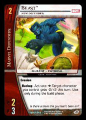 Beast, New Defender - Foil