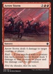 Arrow Storm - Foil (KTK)