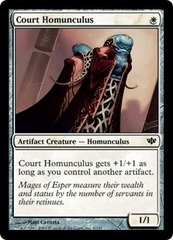 Court Homunculus on Channel Fireball